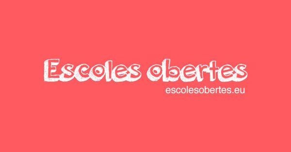 1 D'OCTUBRE ESCOLES OBERTES