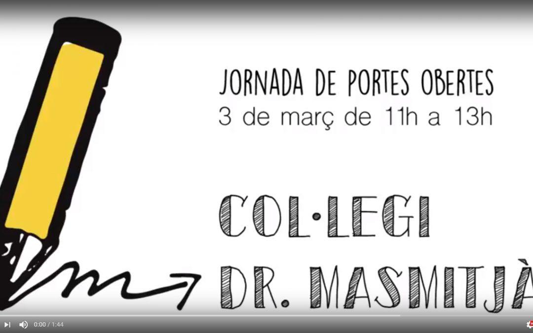 PORTES OBERTES DR. MASMITJÀ